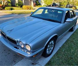 FOR SALE: 2002 JAGUAR XJ8 IN CADILLAC, MICHIGAN