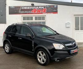 OPEL ANTARA 2.0 CDTI 2008 FOR SALE IN TIPPERARY FOR €3750 ON DONEDEAL