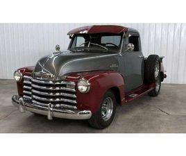 PICK-UP V8 1953 PRIX TOUT COMPRIS