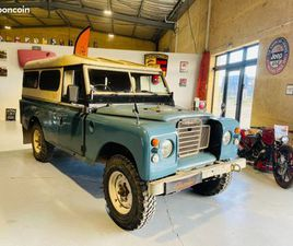 LAND-ROVER 109 SERIE 3 2.25 D