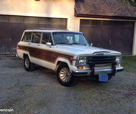 JEEP GRAND WAGONEER 1986 5.9L V8 BVA