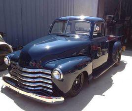 1949 CHEVROLET 3100 TRUCK STEPSIDE