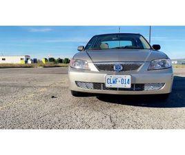 2002 MAZDA PROTEGE FOR SALE | CARS & TRUCKS | MISSISSAUGA / PEEL REGION | KIJIJI