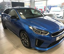 KIA PROCEED 1.6 CRDI GT-LINE SHOOTING BRAKE DCT (S/S) 5DR