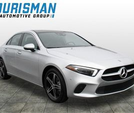 WHITE COLOR 2020 MERCEDES-BENZ A-CLASS A 220 4MATIC FOR SALE IN BOWIE, MD 20716. VIN IS W1