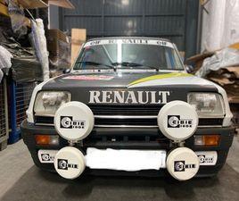 RENAULT - R5 ALPINE