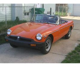 FOR SALE: 1979 MG MGB IN HILTON, NEW YORK