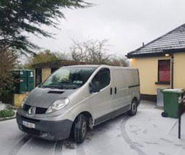2013 RENAULT TRAFIC FULL TEST AND TAX FOR SALE IN MEATH FOR €7500 ON DONEDEAL
