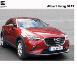 MAZDA CX-3 2WD 1.8D 115PS EXECUTIVE SE FOR SALE IN MONAGHAN FOR €20950 ON DONEDEAL