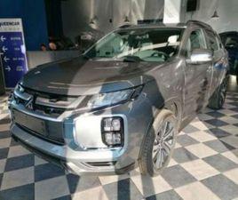 MITSUBISHI 2.0 4WD GPL BI-FUEL CVT INTENSE SDA - AUTO USATE - QUATTRORUOTE.IT - AUTO USATE