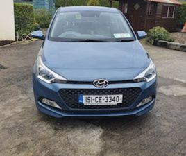 HYUNDAI I20 CRDI PREMIUM FOR SALE, 2015 FOR SALE IN CLARE FOR €9750 ON DONEDEAL