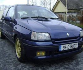 W-ANTED CLIO WILLIAMS FOR SALE IN CORK FOR €3 ON DONEDEAL
