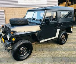 LAND ROVER SERIE III LIGHT WEIGHT METAL TOP 1978