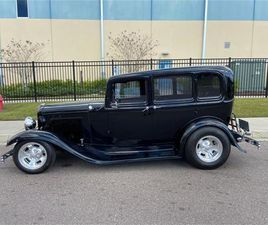 FOR SALE: 1932 FORD SEDAN IN CLEARWATER, FLORIDA
