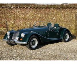 MORGAN PLUS 8 3.5 V8 2-SEATER LOT'S OF RECENT MAINTENANCE