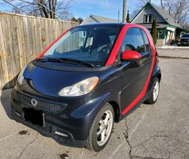 SELLING SMART FORTWO 2DR. NO ACCIDENT. | CARS & TRUCKS | NORFOLK COUNTY | KIJIJI