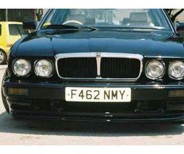 JAGUAR XJR XJR 3600 SPORT 1989