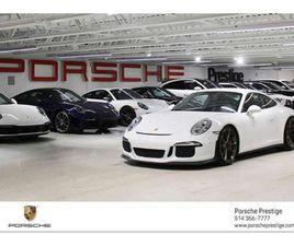 2014 PORSCHE 911 GT3 PRE-OWNED VEHICLE 2014 PORSCHE 911 GT3 &N