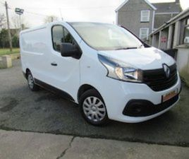 RENAULT TRAFIC 1.6 SL27 BUSINESS PLUS DCI 120 BHP FOR SALE IN TYRONE FOR £11950 ON DONEDEA