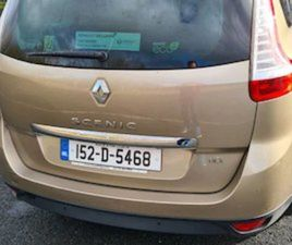 RENAULT GRAND SCENIC 1.5D BOSE FOR SALE IN ROSCOMMON FOR €11000 ON DONEDEAL