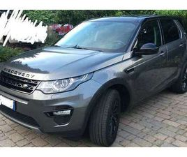 LAND ROVER DISCOVERY SPORT AUTOCARRO