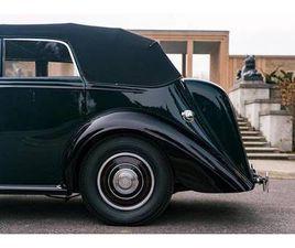 1939 ROLLS-ROYCE PHANTOM III CABRIOLET BY PARK WARD