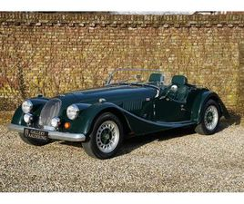MORGAN PLUS 8 3.5 V8 2-SEATER LOT'S OF RECENT MAINTENANCE (1986)
