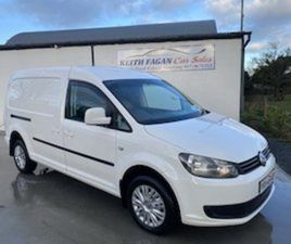 2013/13 VW CADDY MAXI 2.0 TDI (4 MOTION) FOR SALE IN WESTMEATH FOR €8750 ON DONEDEAL