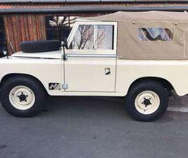 LAND ROVER 88 SERIE III LAND ROVER SUV / GELÄNDEWAGEN, 1974, 1.500 KM, € 42.500,- - WILLHA