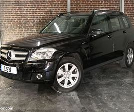 MERCEDES CLASSE GLK (2) 220 CDI BLUEEFFICIENCY BUSINESS EXECUTIVE