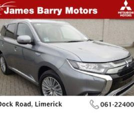 MITSUBISHI OUTLANDER EUROPES BEST SELLING PHEV SU FOR SALE IN LIMERICK FOR €41920 ON DONED