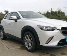 162 MAZDA CX-3 1.5 DIESEL FOR SALE IN WEXFORD FOR €14500 ON DONEDEAL
