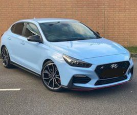 HYANDAI I30 N FASTBACK FOR SALE IN DERRY FOR £15500 ON DONEDEAL