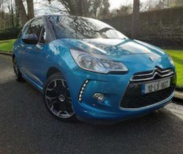 CITROEN DS3 HDI SPORT , 2012 FOR SALE IN DUBLIN FOR €6950 ON DONEDEAL