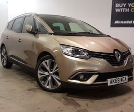 USED 2020 (69/20) RENAULT GRAND SCENIC 1.3 TCE 140 SIGNATURE 5DR AUTO IN GLASGOW