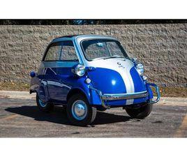 FOR SALE: 1958 BMW ISETTA IN CADILLAC, MICHIGAN