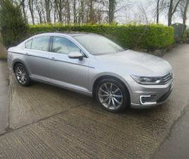 2018 (181)VOLKSWAGEN PASSAT, PETROL / ELECTRIC GTE FOR SALE IN FERMANAGH FOR € ON DONEDEAL