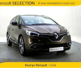RENAULT GRAND SCENIC DYNAMIQUE NAV DCI 130 FOR SALE IN CORK FOR €25900 ON DONEDEAL