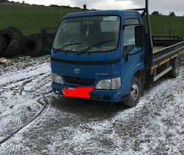 2007 TOYOTA DYNA 150 PICKUP FOR SALE IN LOUTH FOR €7000 ON DONEDEAL