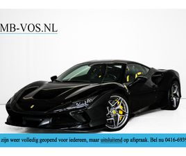 FERRARI F8 TRIBUTO 3.9 V8 HELE FULL CARBON/LIFT/RACING SEATS/PASSENGER DISPLAY/HIFI