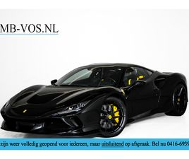 FERRARI F8 TRIBUTO 3.9 V8 HELE NOVITECH FULL CARBON/LIFT/RACING SEATS/PASSENGER DISPLAY/HI