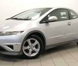 HONDA CIVIC, 2009 1.4 V-TEC TYPE S <>1 YEAR NCT <> FOR SALE IN ROSCOMMON FOR €4190 ON DONE