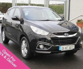 HYUNDAI IX35 1.7 CRDI 2WD STYLE FOR SALE IN KILDARE FOR €11950 ON DONEDEAL