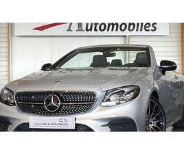 400 D CABRIOLET 340CH AMG-LINE 4MATIC 9G
