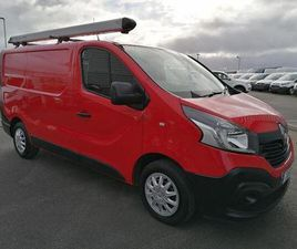 RENAULT TRAFIC SWB SL29 ENERGY DCI 120 BUSINESS