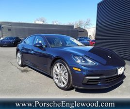 BLUE COLOR 2020 PORSCHE PANAMERA FOR SALE IN ENGLEWOOD, NJ 07631. VIN IS WP0AA2A78LL100164