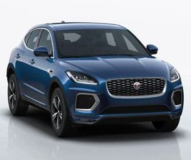 JAGUAR E-PACE R-DYNAMIC S 163PS AUTO 2.0 5DR