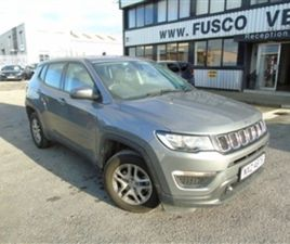 USED 2019 JEEP COMPASS 1.6 MULTIJET II SPORT 5D 118 BHP ESTATE 7,700 MILES IN GREY FOR SAL