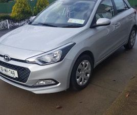 HYUNDAI I20 FOR SALE IN LOUTH FOR €10500 ON DONEDEAL