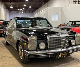 FOR SALE: 1970 MERCEDES-BENZ 250C IN CLEVELAND, OHIO